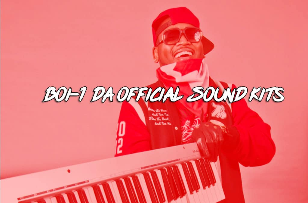 808 mafia drum kit | beat production.