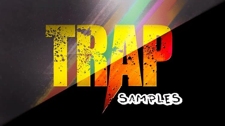 Free Trap Drum Kit (413 mb)