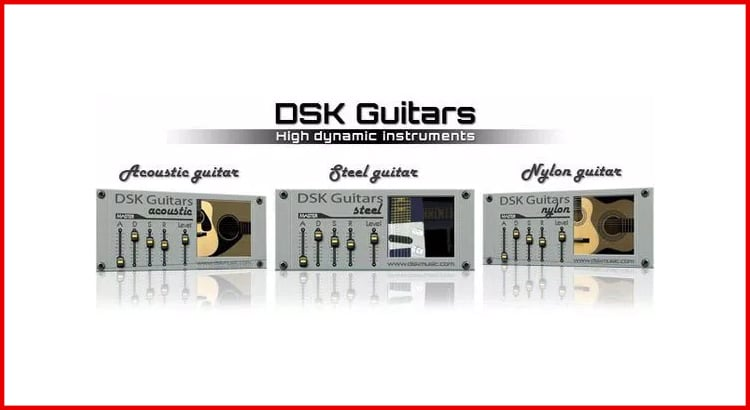 Download Free Guitars HD VST