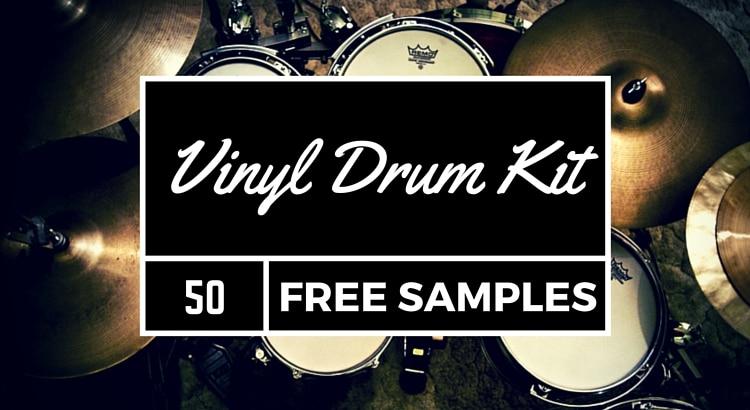 Viny Drum Fills 50 Free Audio Samples -