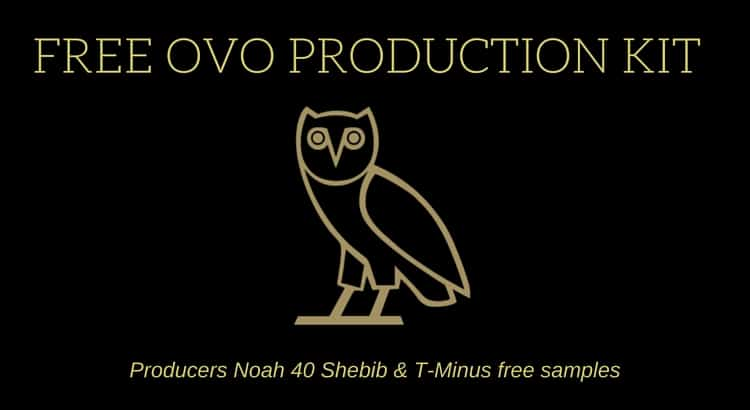 cardiak free drake producers samples drum kit ovo 40