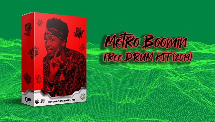Metro Boomin Free Drum Kit 2019