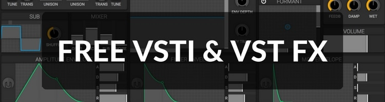 Download Free VST
