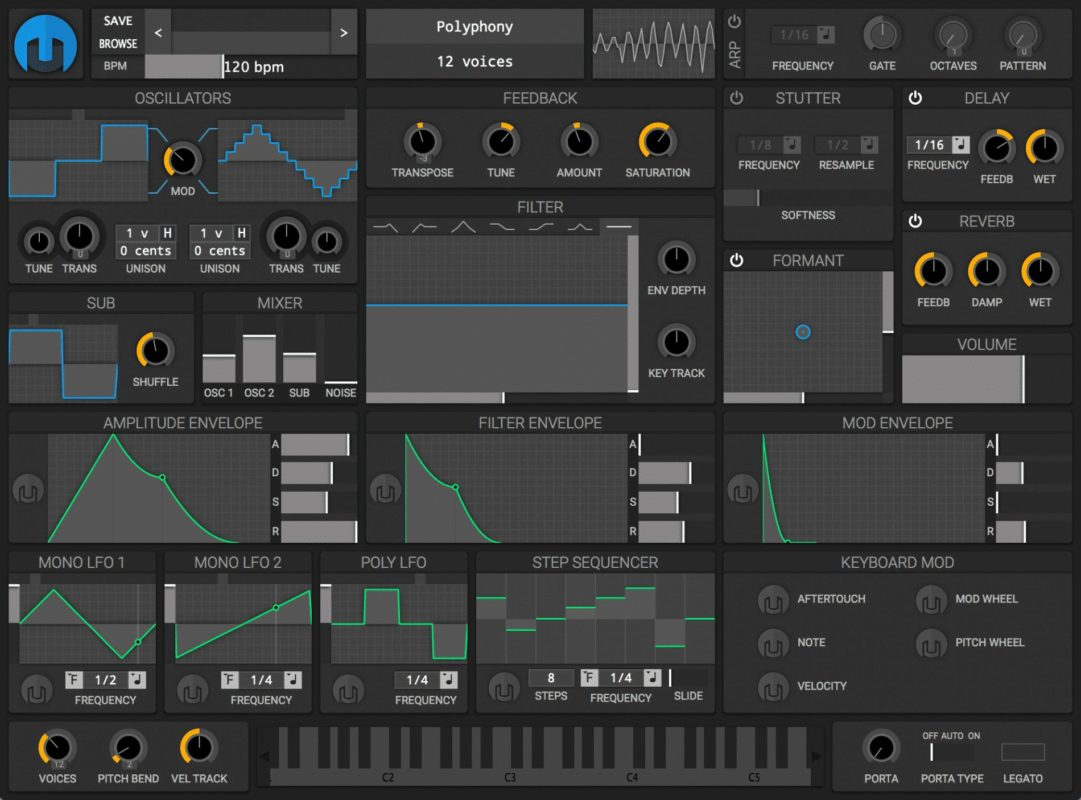 Helm Free Synth