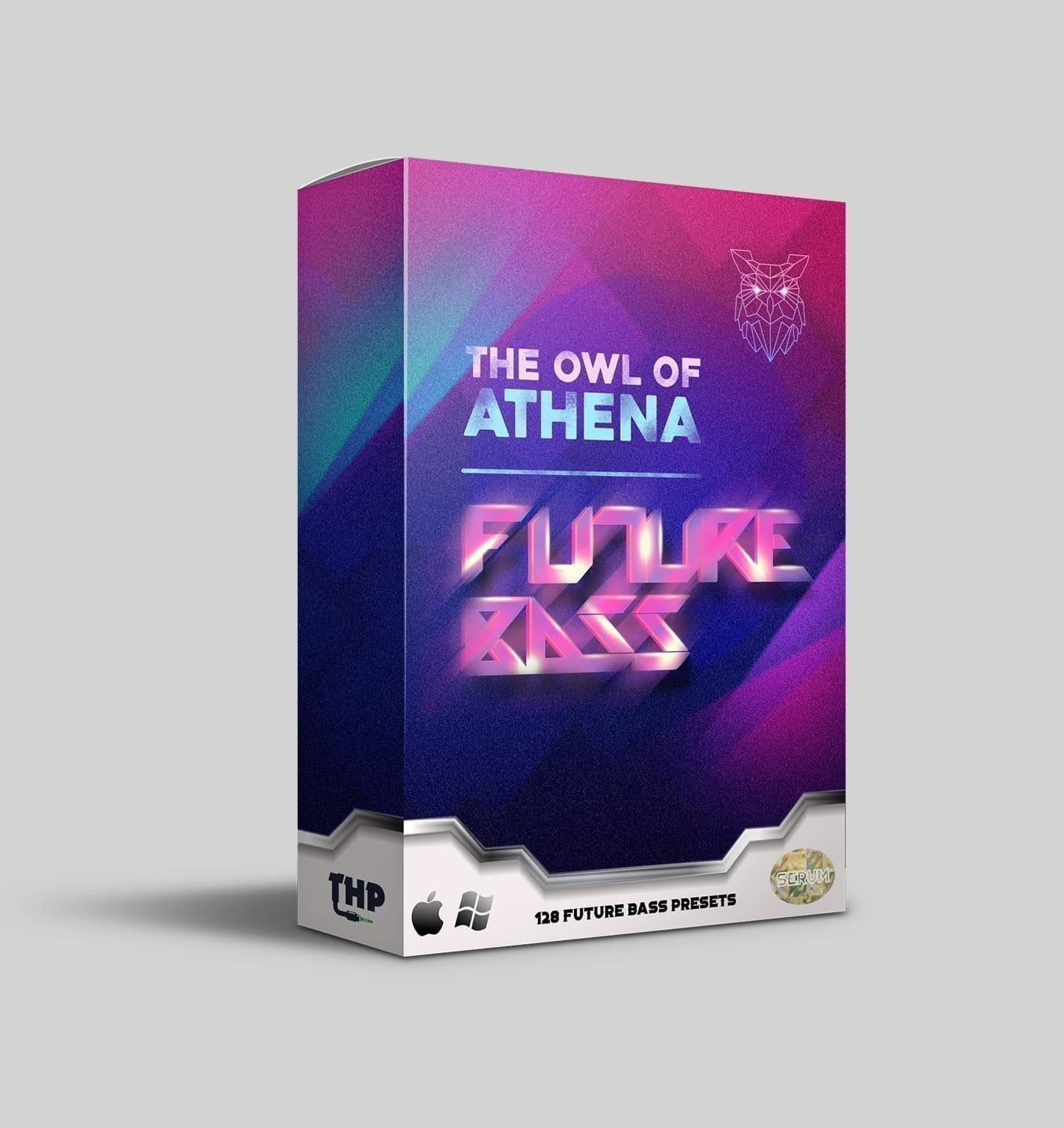 The Owl of Athena Future Bass Presets for Serum