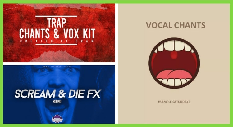 Chants and Vox for your Beats