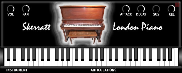 Skerratt London Piano 3