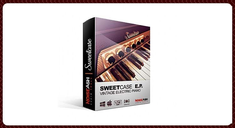 Sweetcase EP Free VST for PC MAC 1