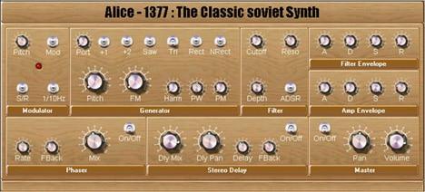 Alice-13772 VST