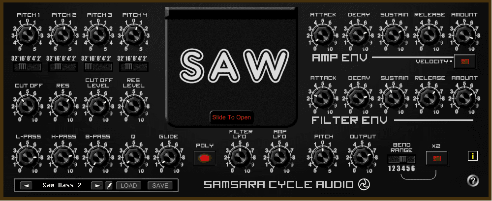 Saw a wav free synth vet plugin