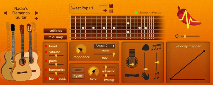 Download Spicy Guitar an acoustic VST
