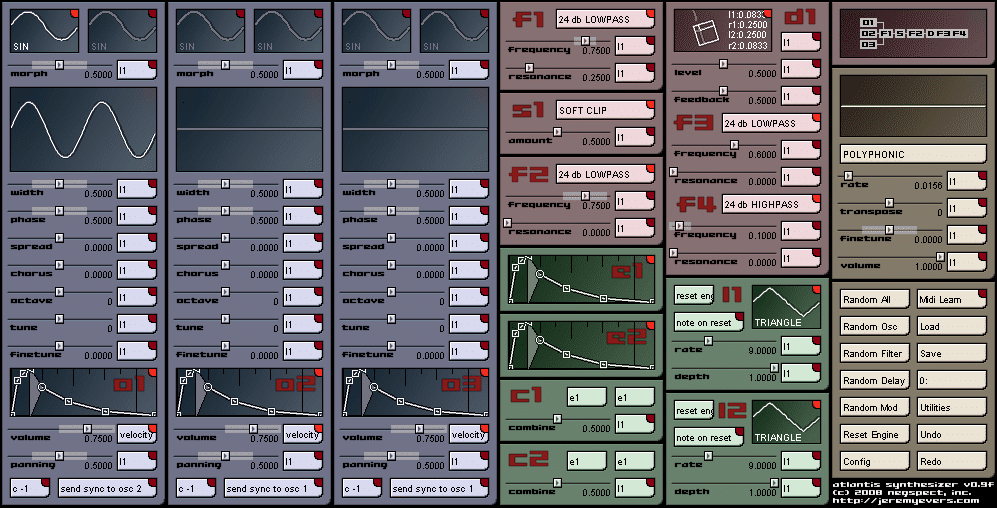 Atlantis awesome Free VST
