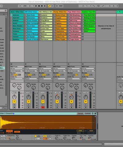 57 free Midi Hi Hat Roll to Download
