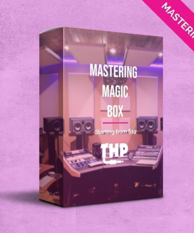 Mastering starting from $19