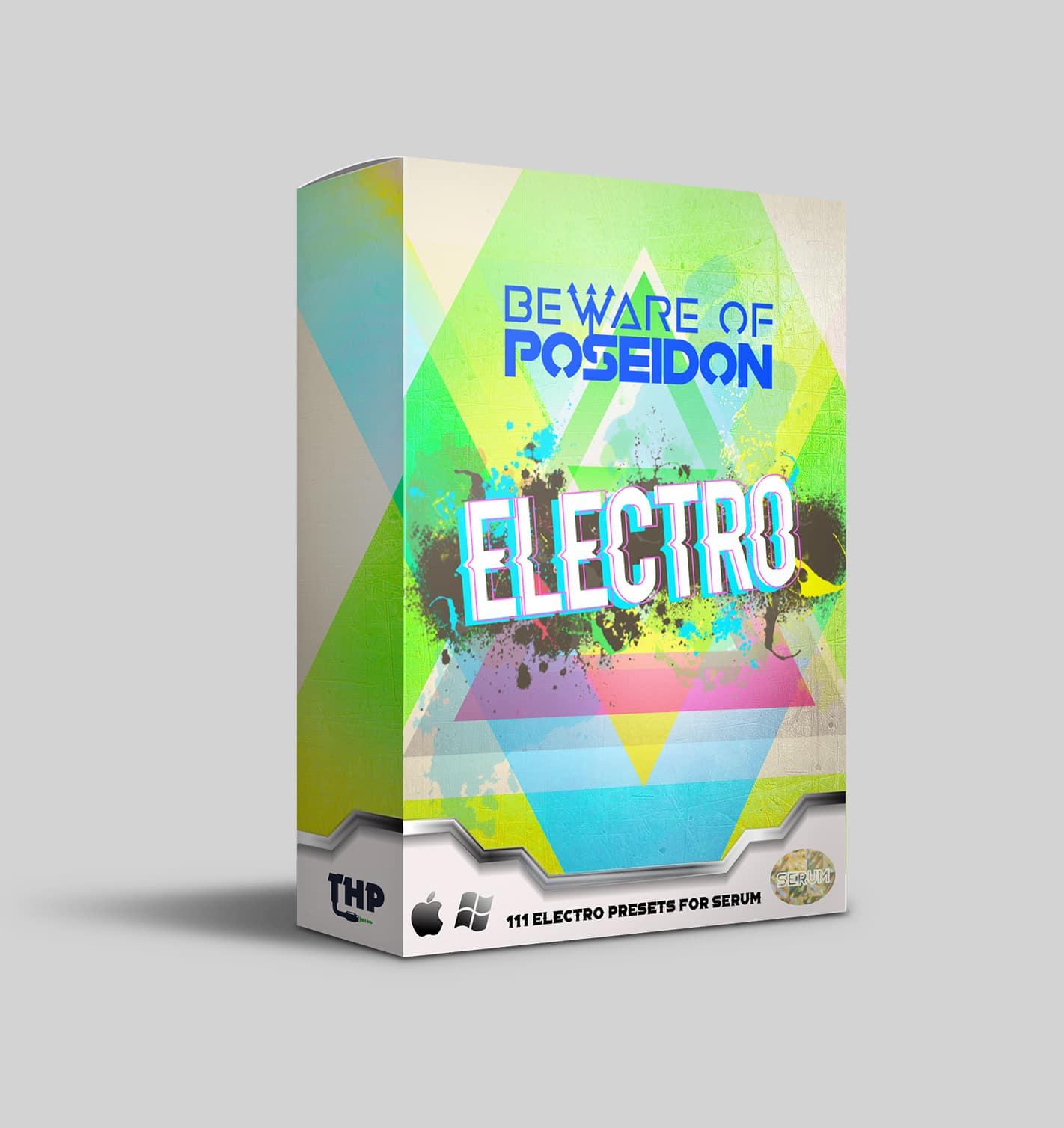 Beware of Poseidon Electro Presets for Serum