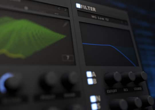 Serum includes all of the filter types found in LFOTool in addition to some brand-new ones.