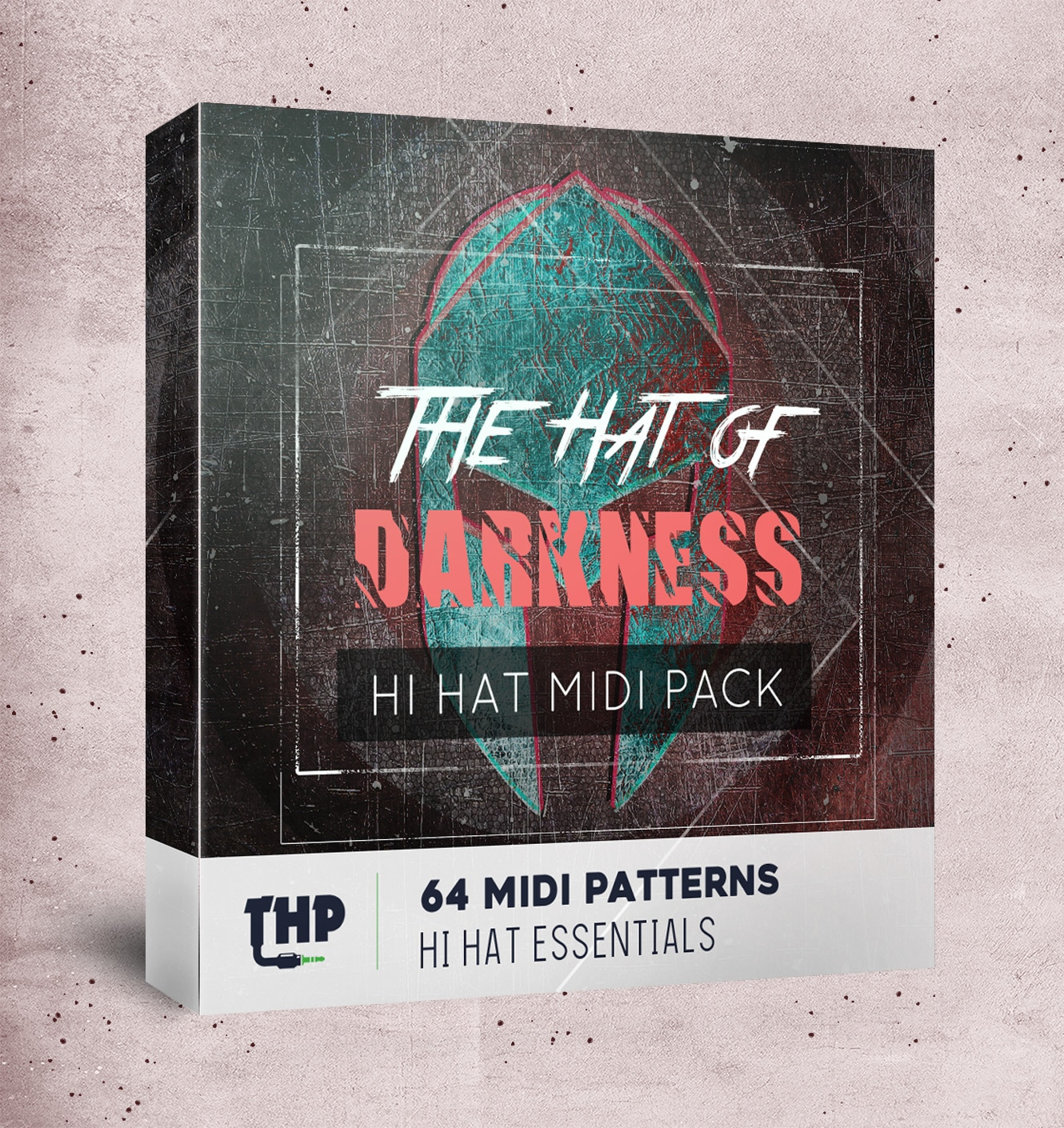 The Hat Of Darkness - Hi Hat midi kit