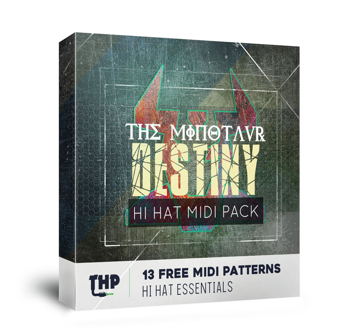 The Minautor Destiny Free Hi Hat midi