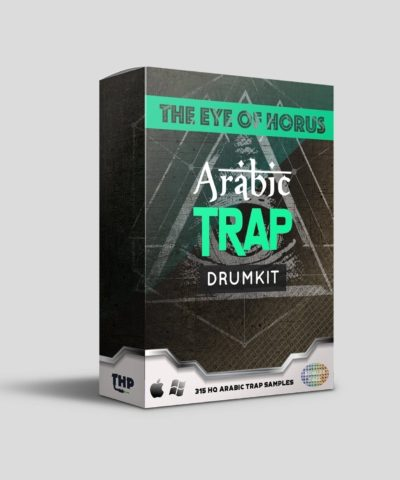 The Eye of Horus - Arabic Trap DrumKit
