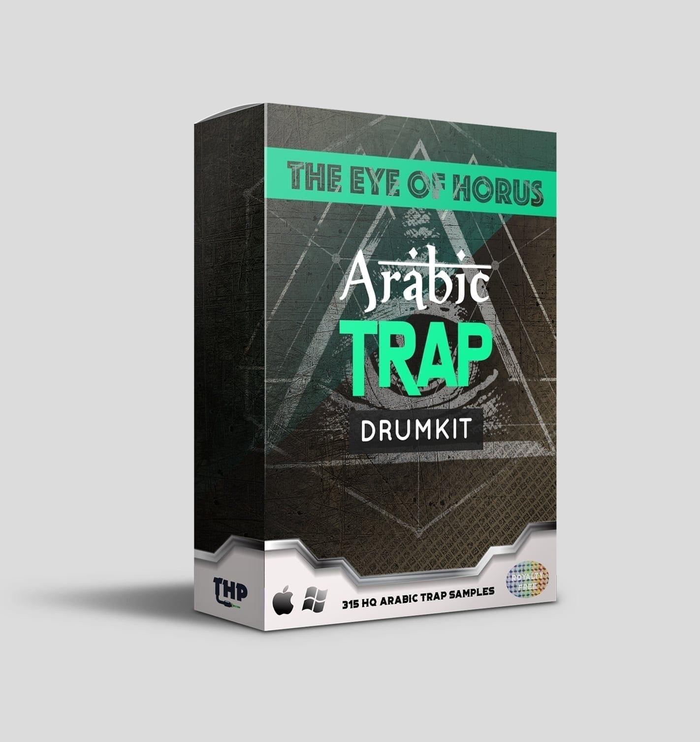 The Eye of Horus - Arabic Trap DrumKit