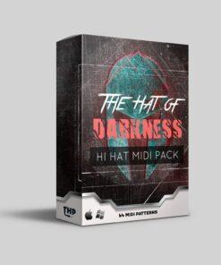 Hat of Darkess Hi Hat Midi KIT