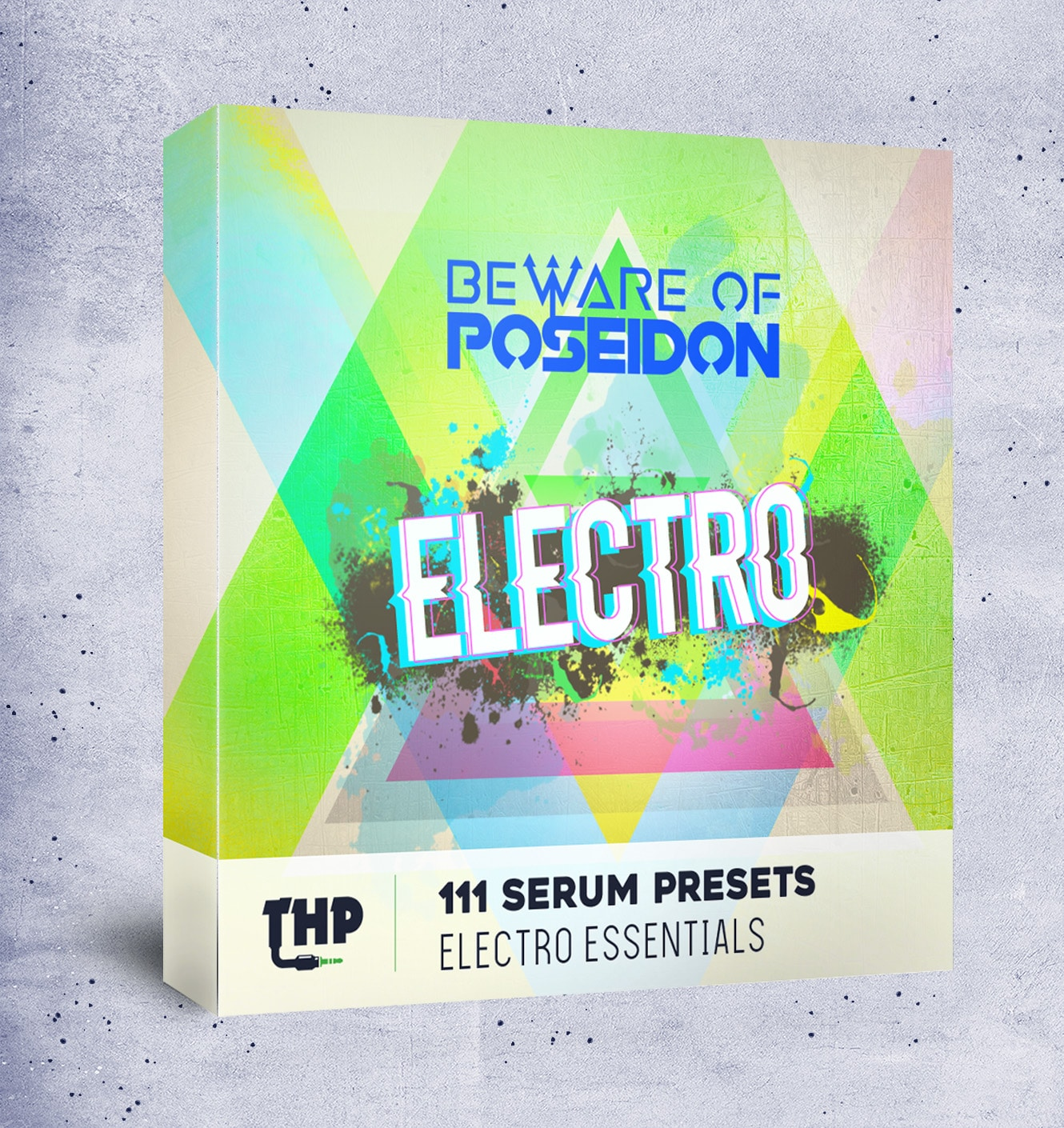 Electro Presets for Serum