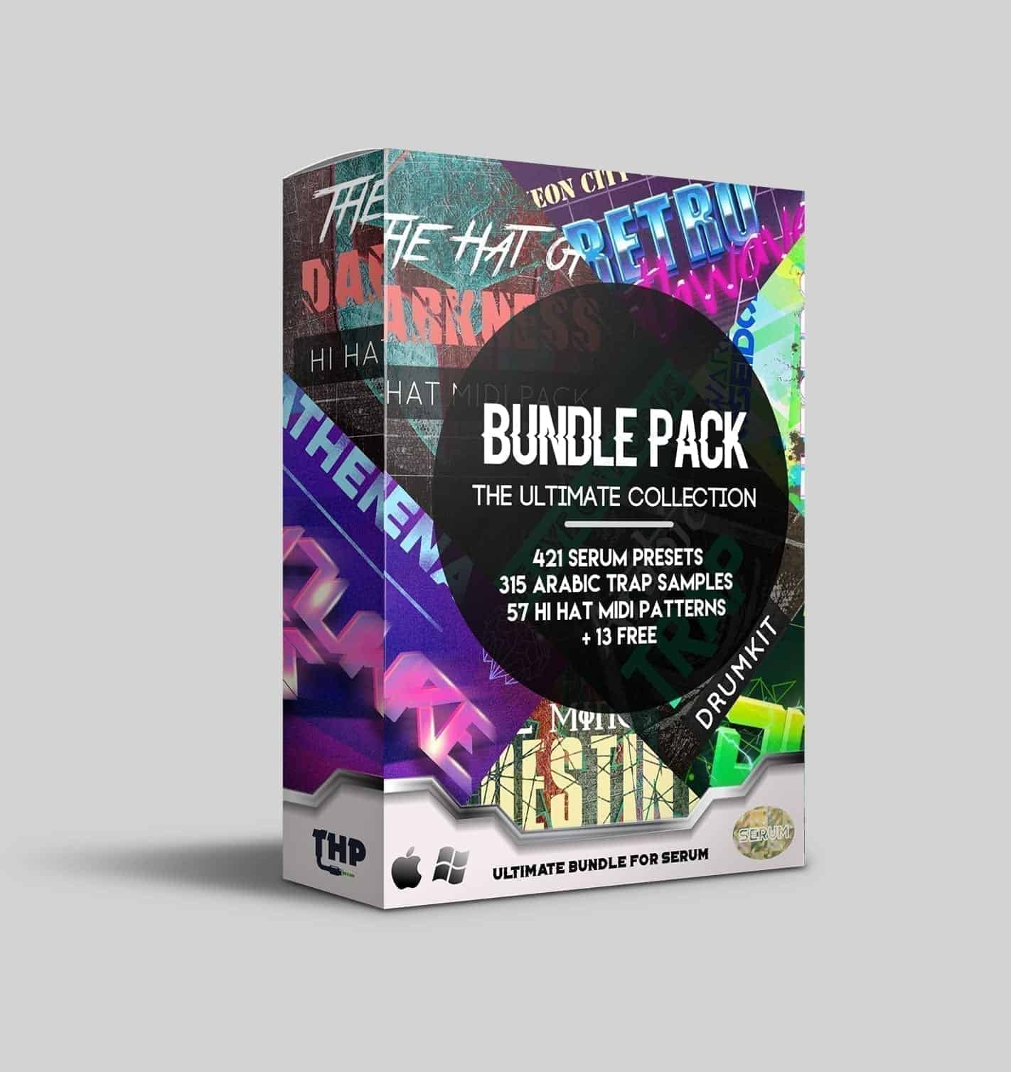 Ultimate Bundle for Serum