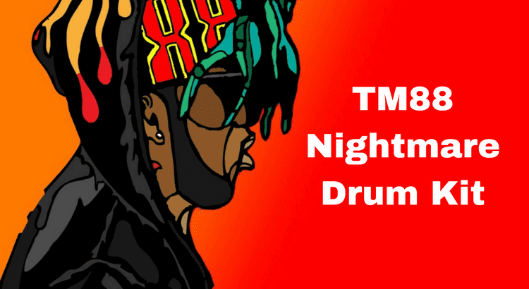 TM88 Nightmare Drum Kit with FLPs and VST