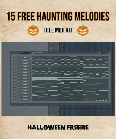 Download Free Melodies For Halloween