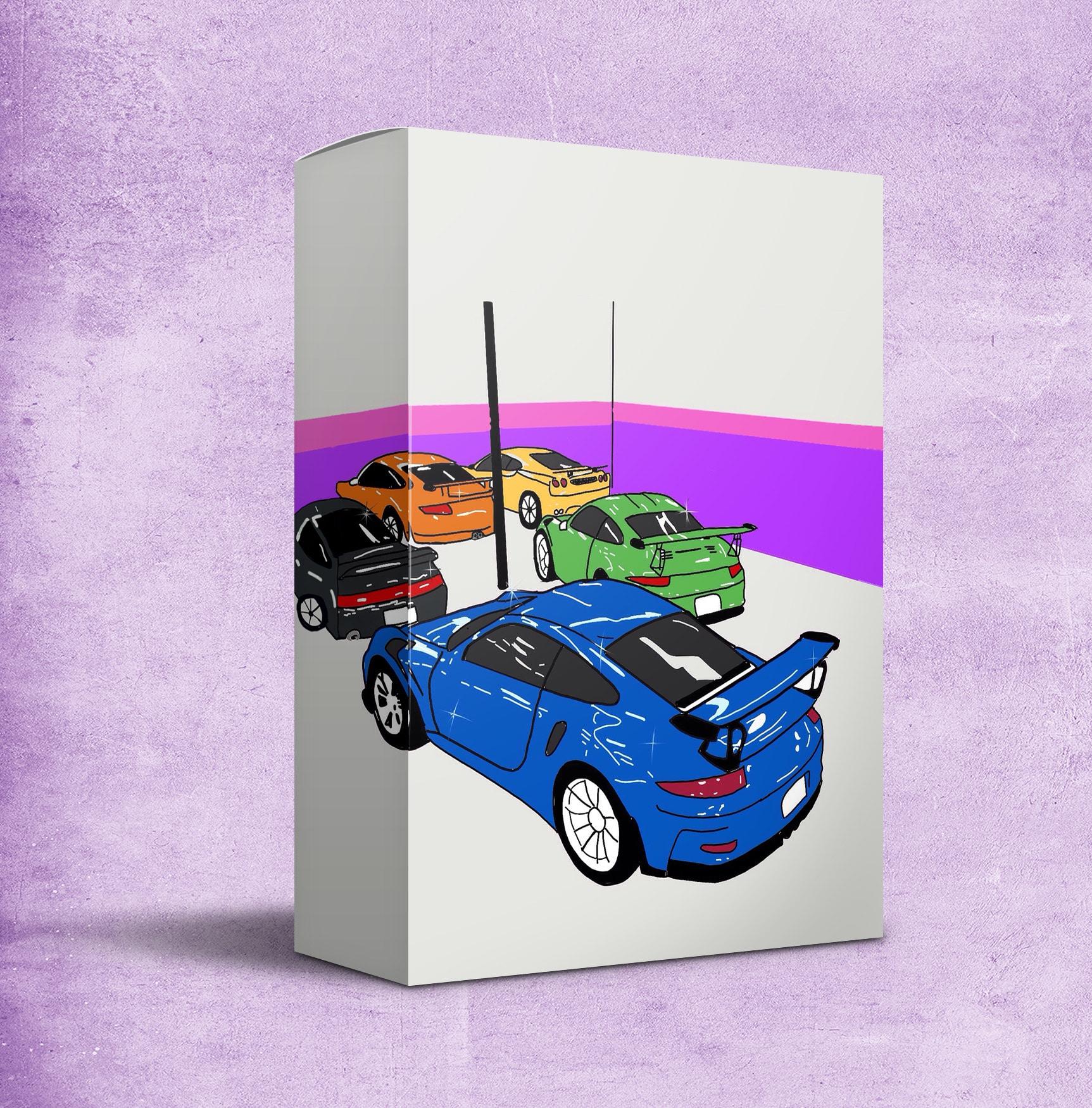 Buy Purple MIDI Kit