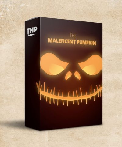 The Maleficent Pumpjin Free Midi Kit