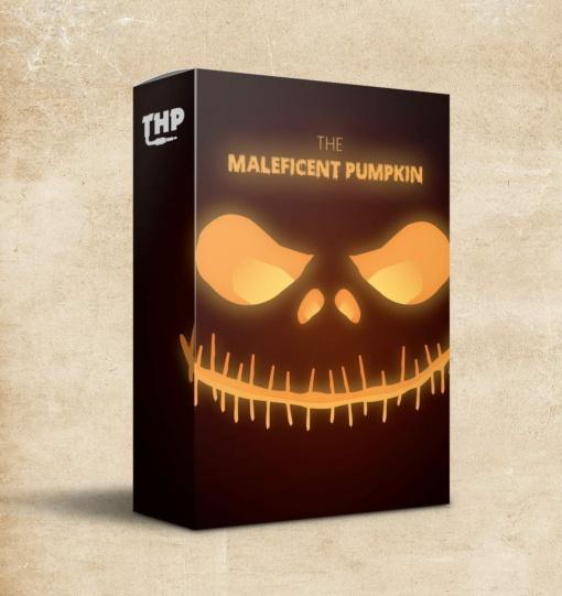 The Maleficent Pumpjin Free Midi Kit