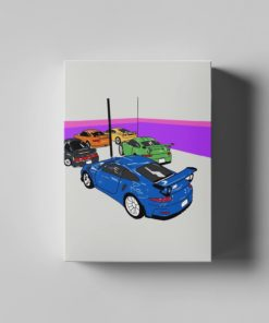 Purple Race MIDI kit with melodies and loops