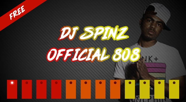 Download the original Spinz 808 for Free on The Highest Producers