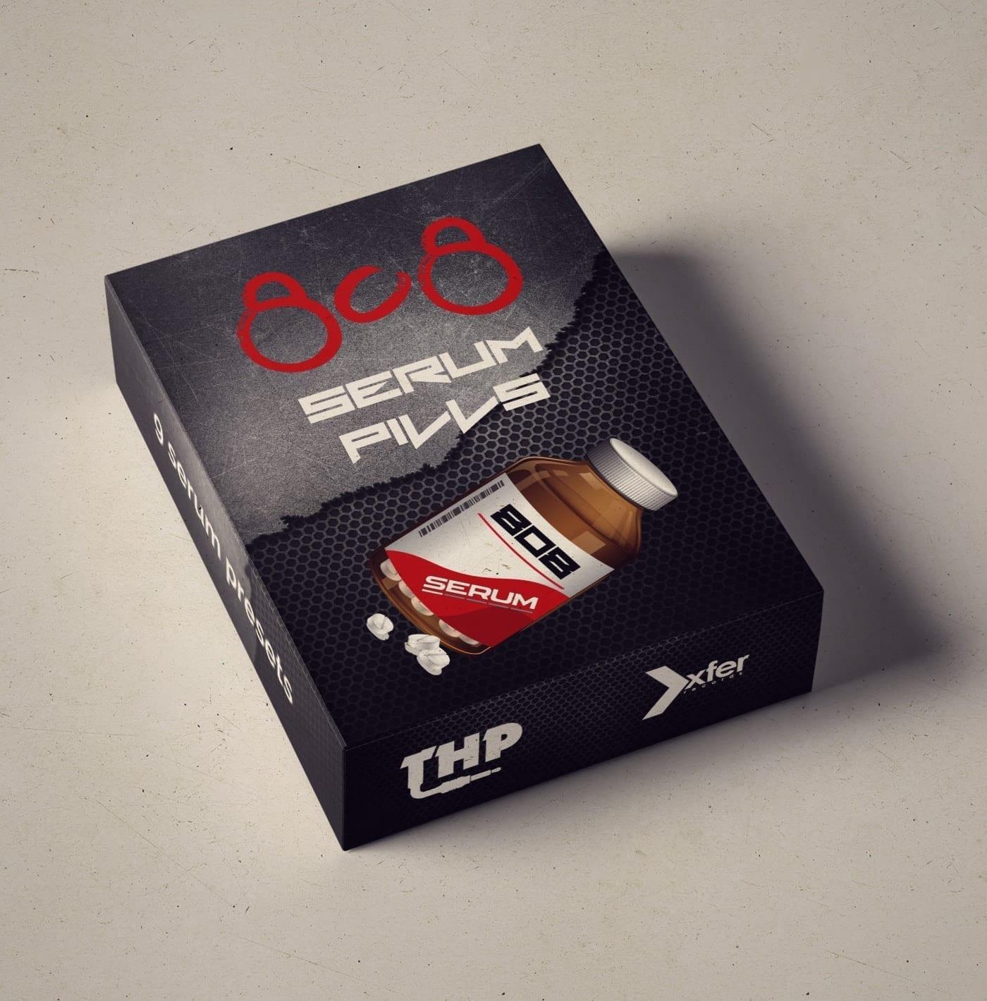 808 Serum Pills - 9 Free 808 Serum Presets | The Highest Producers
