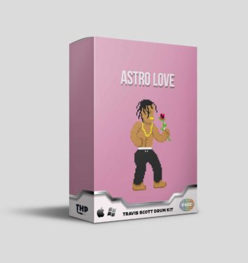 Make Beats in the Style of Travis Scott with the Free Astro Love Drum Kit