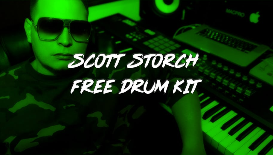 Scott Storch Free Official Drum Kit