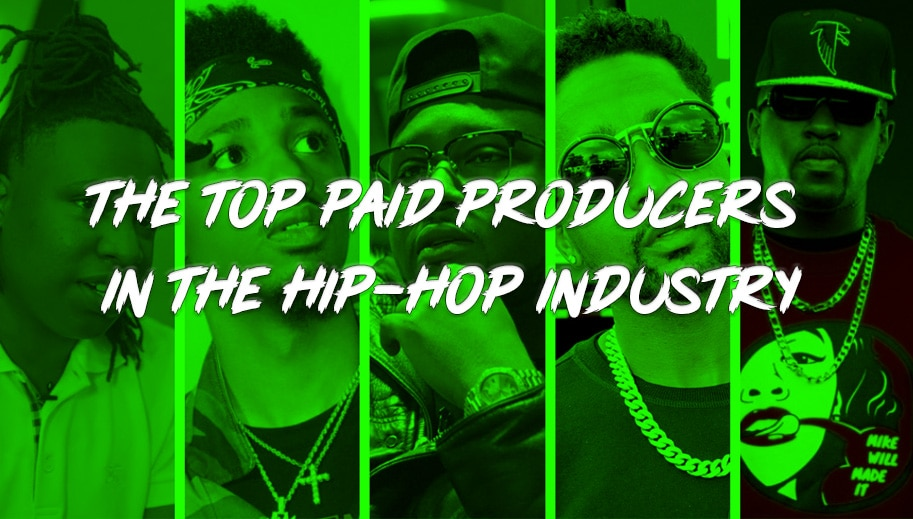 The 9 Highest Paid Producers in the Hip-Hop Industry | [2019