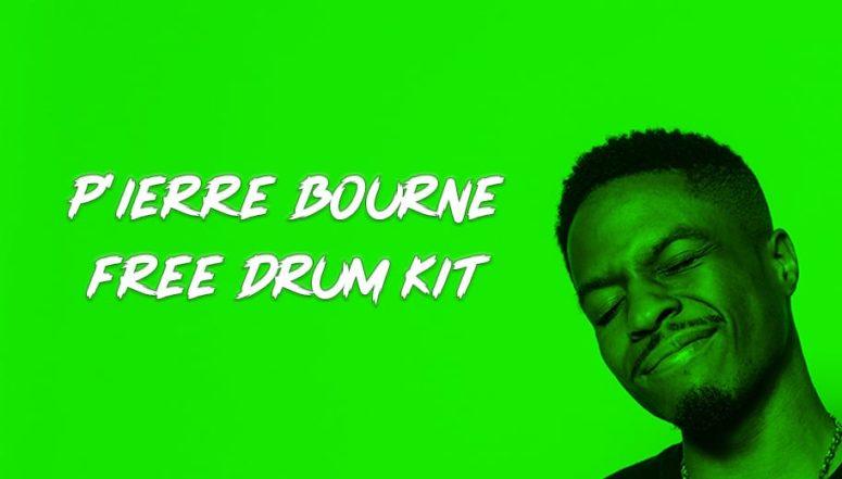 Pierre Bourne Free Drum Kit