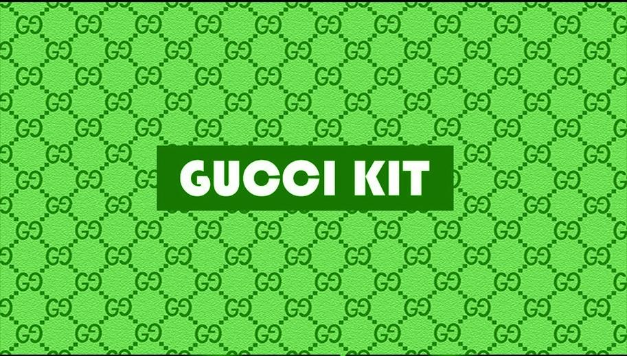 Gucci Kit - Free Ronny J and Smokepurpp Drum Kit