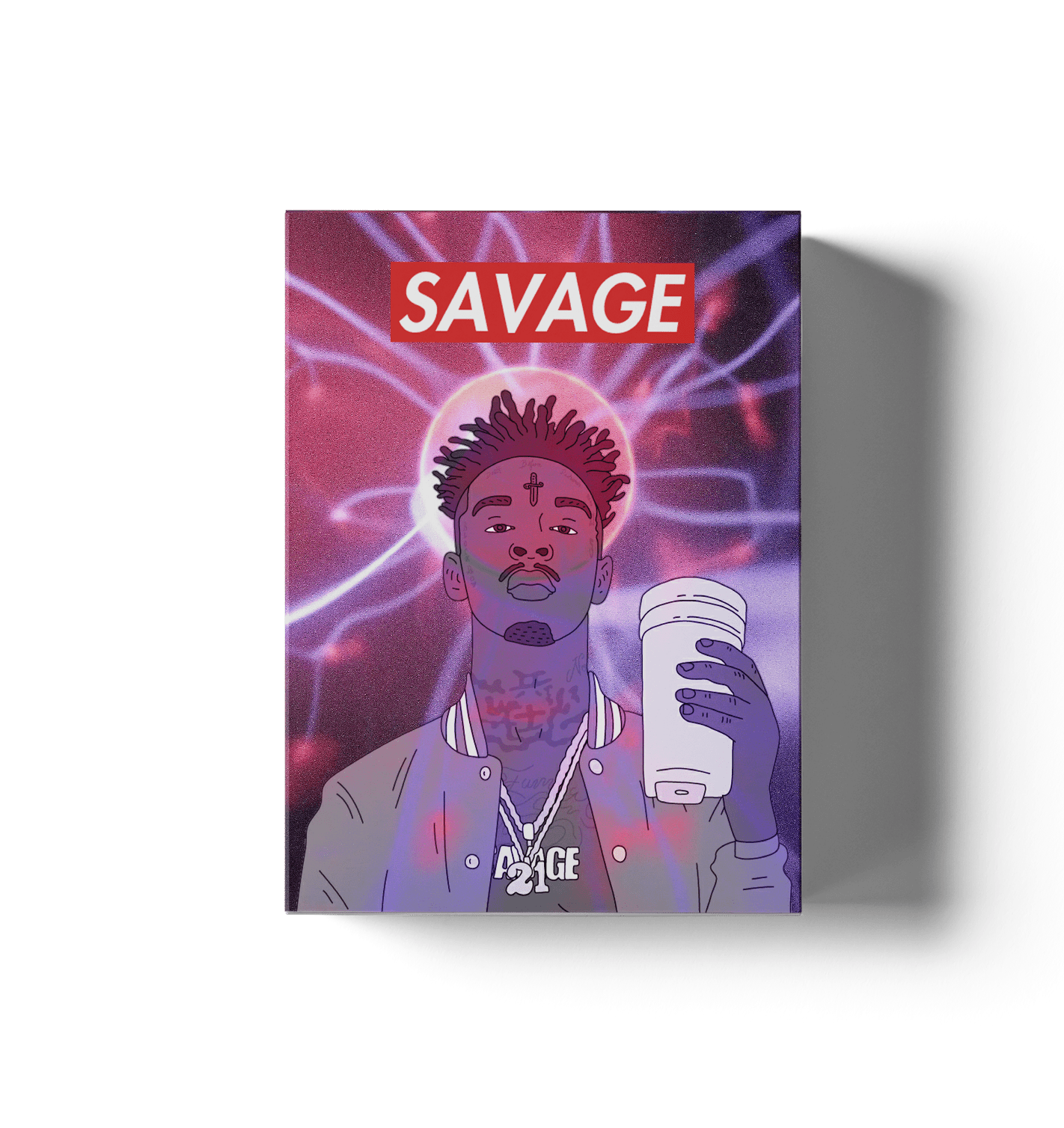 21 Savage MIDI Kit