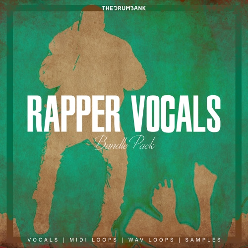 Rapper Vocals BUNDLE edition