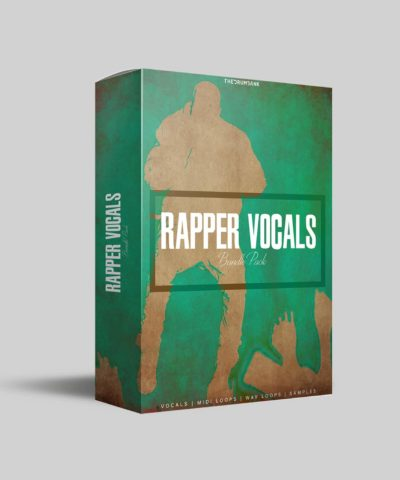 Rapper Vocals BUNDLE PACK (3 KITS FOR $24.99)