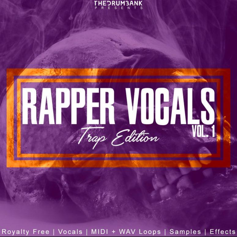 Rapper Vocals Vol1