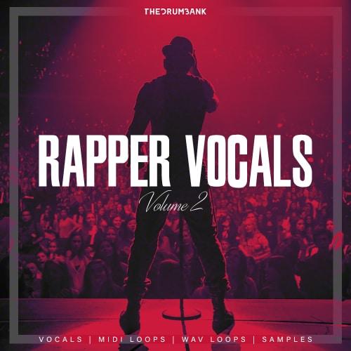 The Rapper Vocals Kit