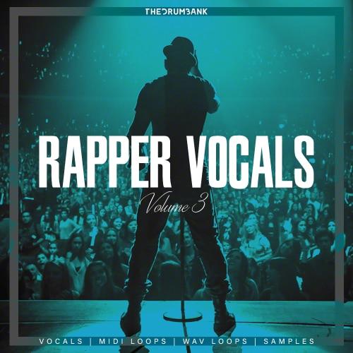 Rapper Vol.3 Vocal and Drum Kit