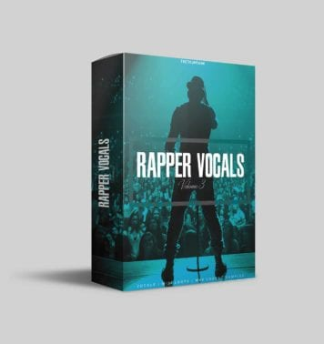 Vocals Rapper Volume 3 by TheDrumBank