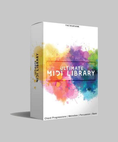 TheDrumBank - Ultimate Midi Library