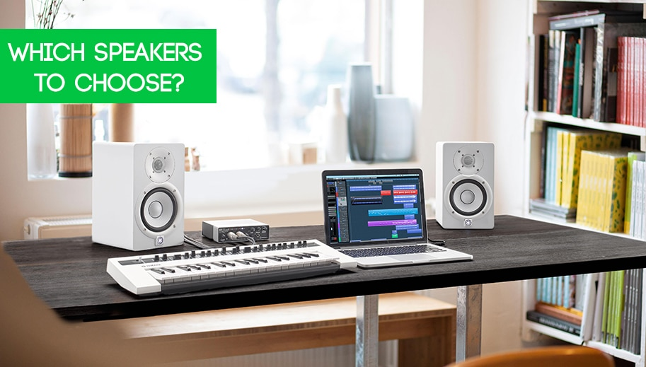 Which speaker monitors buy for a budget under $200