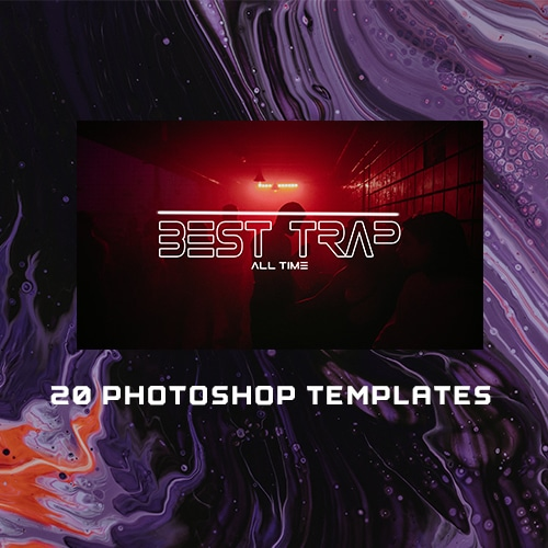 20 Producer PSD Templates
